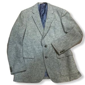 Austin Reed Pure Virgin Wool Two Button Blazer 42R